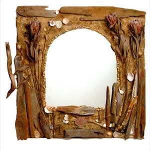 использование зеркал в интерьере - багетная мастерская волгоград